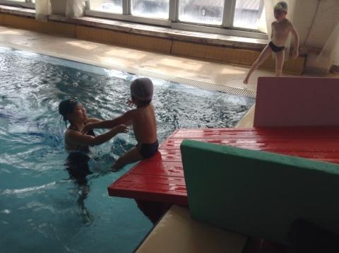 春の短期教室2期  水中祭り❤(ӦvӦ。)_b0286596_12323036.jpg