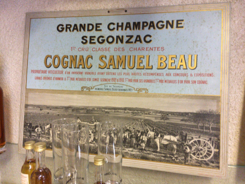 Cognac Paul Beau La lignée de Samuel (1930,1950)_d0011635_16220268.jpg