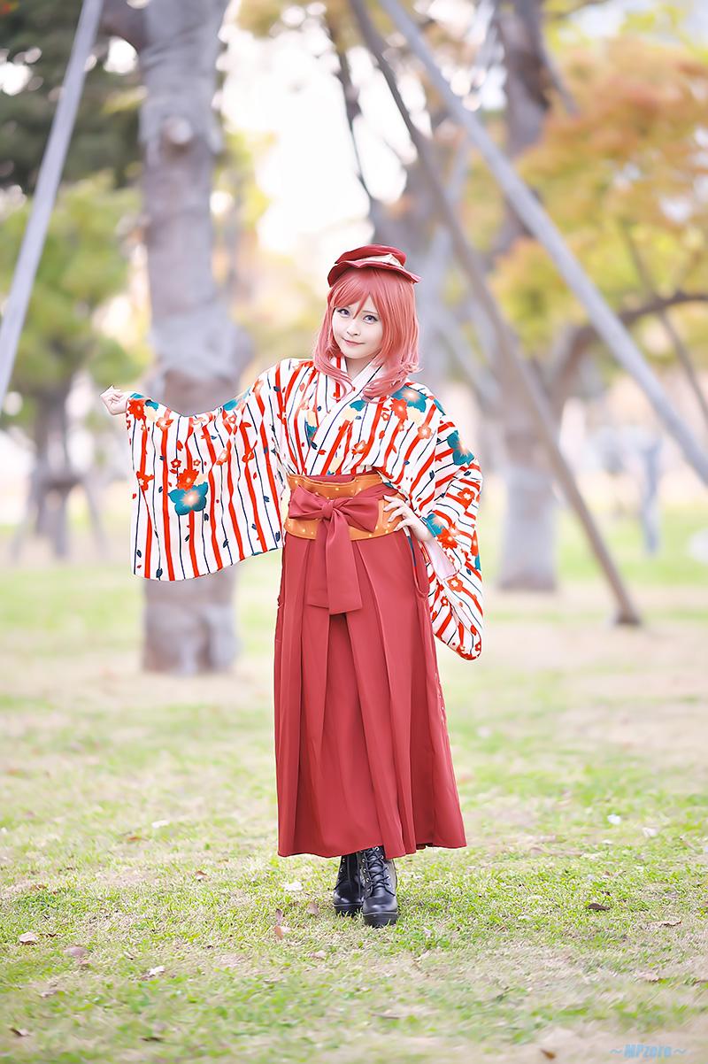 ありぃ さん[Allie] @allie_cos 2019/04/07 東京国際交流館 (Tokyo International Exchange Center)_f0130741_12483911.jpg