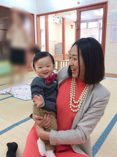 息子の入園式〜新米母ちゃんは試練の真っ只中〜_b0199244_09225861.jpg