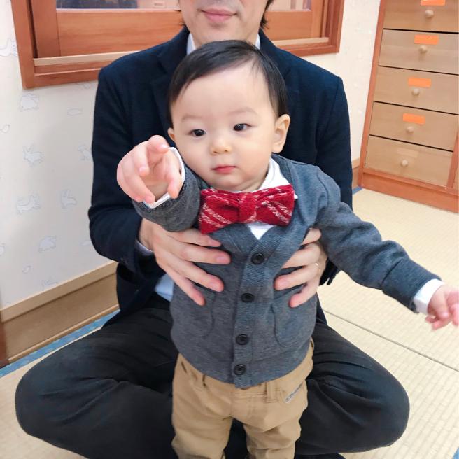 息子の入園式〜新米母ちゃんは試練の真っ只中〜_b0199244_09230022.jpg