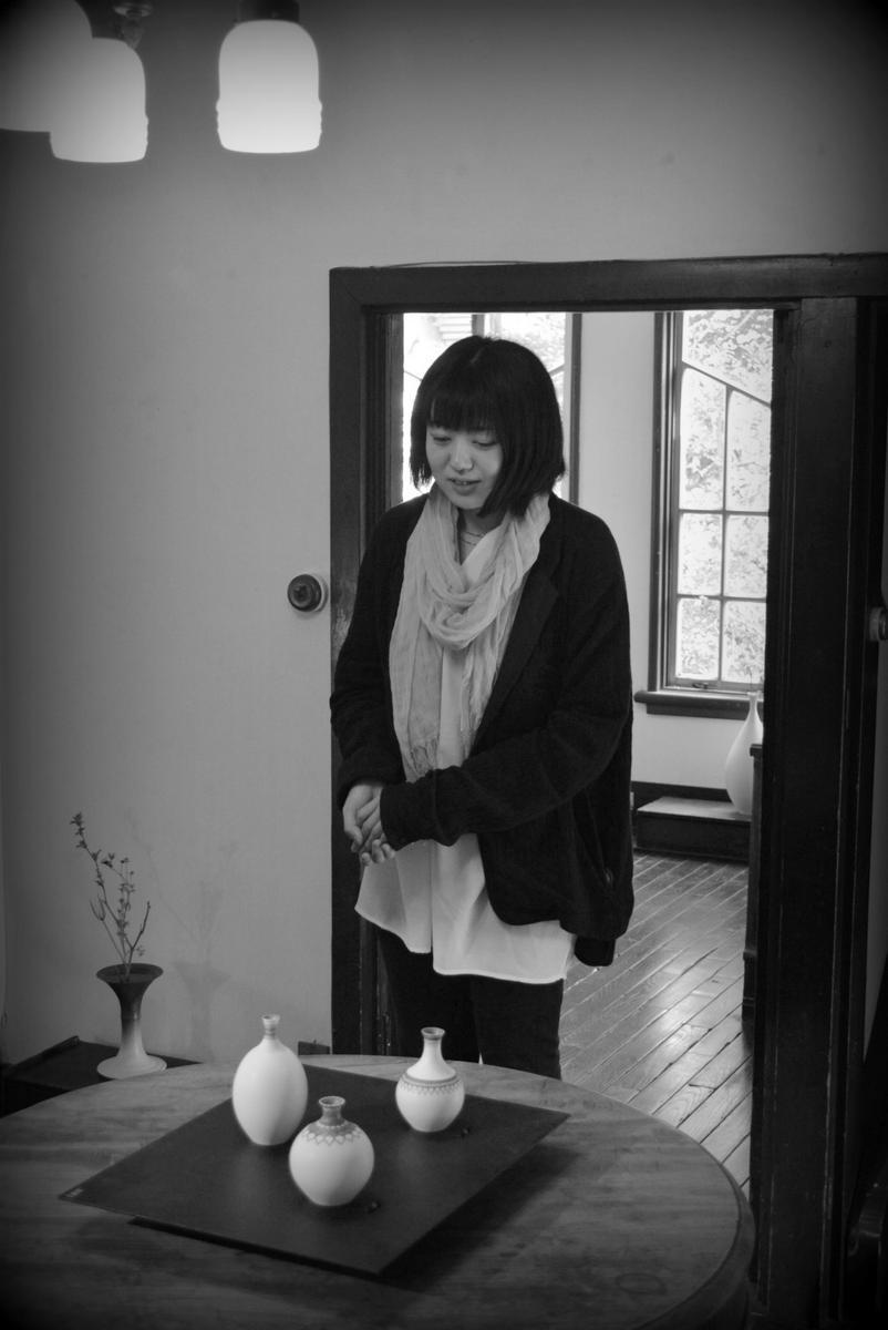 「森岡希世子・澤谷由子 二人展 見目麗し」ありがとうございました_d0087761_15391822.jpg