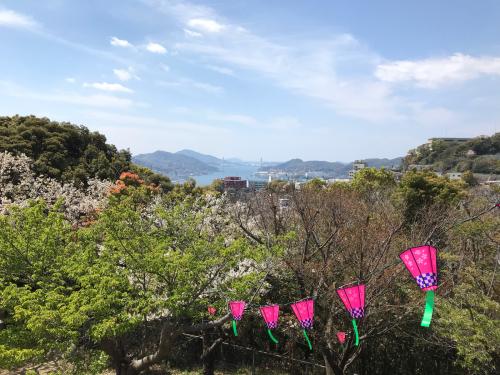 花見と春休み_d0191206_23040617.jpg