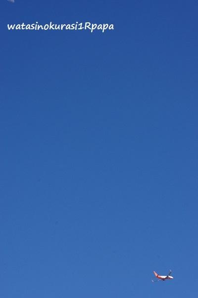 飛行機♪_c0365711_17175262.jpg
