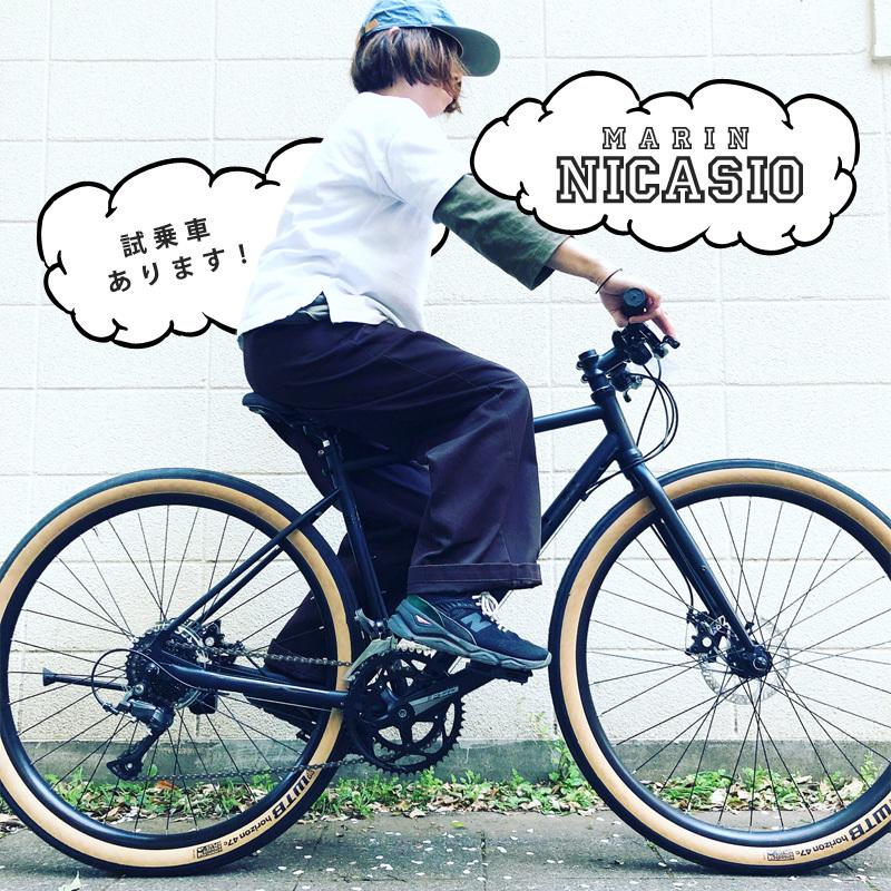 MARIN ☆試乗車あります☆ 「NICASIO SE」マリン ニカシオ WTB アーバン おしゃれ自転車 オシャレ自転車 自転車女子 自転車ガール クロスバイク ツーリング_b0212032_18402544.jpeg