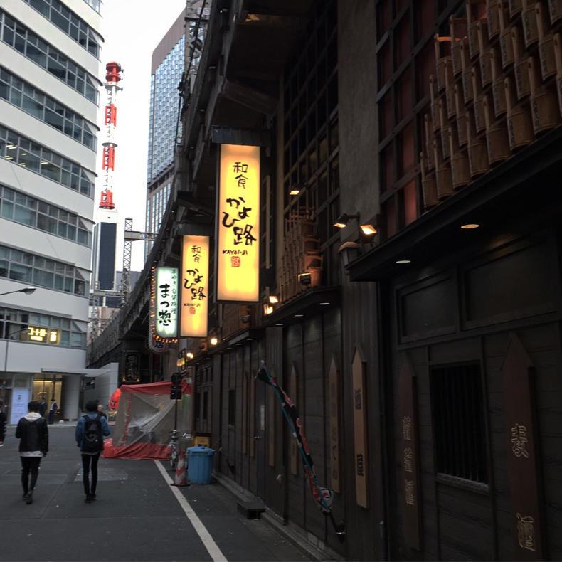 山手線散歩、東京駅から新橋駅へ_c0060143_18480454.jpg