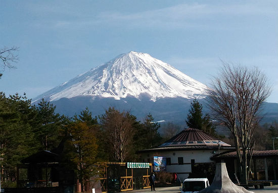 富士山・青木ヶ原樹海と洞窟探検その1_d0039443_22235567.jpg