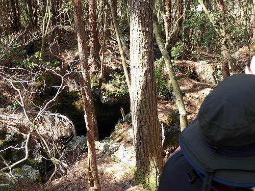 富士山・青木ヶ原樹海と洞窟探検その1_d0039443_22370441.jpg