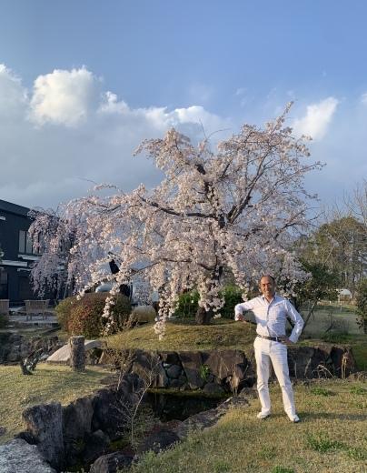 琵琶湖平安樓お花見園遊会 2019_a0154045_11070609.jpeg
