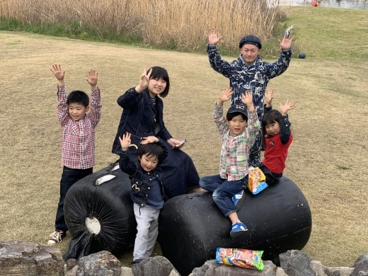 琵琶湖平安樓お花見園遊会 2019_a0154045_11161829.jpeg