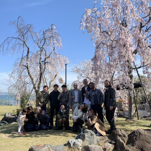 琵琶湖平安樓お花見園遊会 2019_a0154045_11283853.jpeg