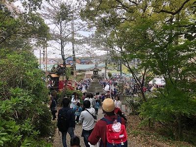 2019 常滑山車祭り 常石 日本モザイクタイル振舞い_f0059665_19200943.jpg