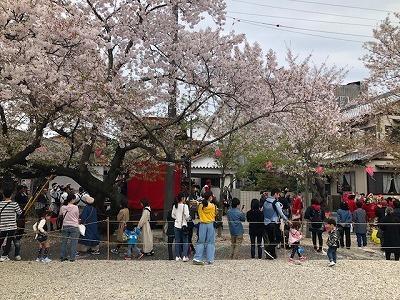 2019 常滑山車祭り 常石 日本モザイクタイル振舞い_f0059665_19201894.jpg