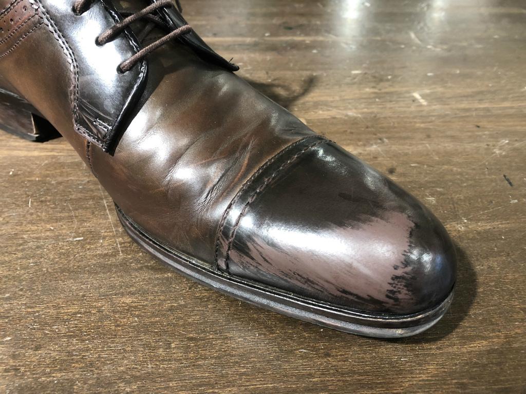 ブログ『ガラス加工の靴の補修~さすがだ!!』_b0365069_17555011.jpg