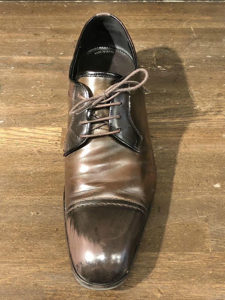 ブログ『ガラス加工の靴の補修~さすがだ!!』_b0365069_17563644.jpg