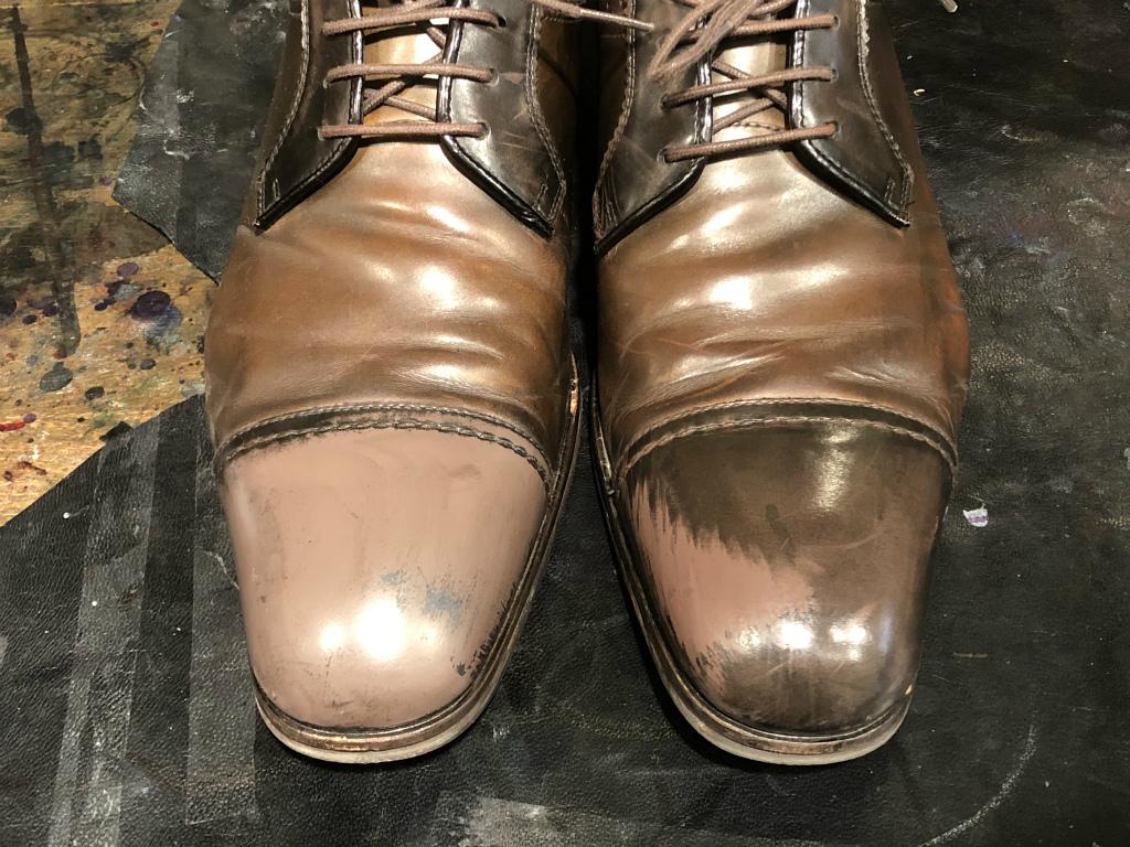 ブログ『ガラス加工の靴の補修~さすがだ!!』_b0365069_17580251.jpg