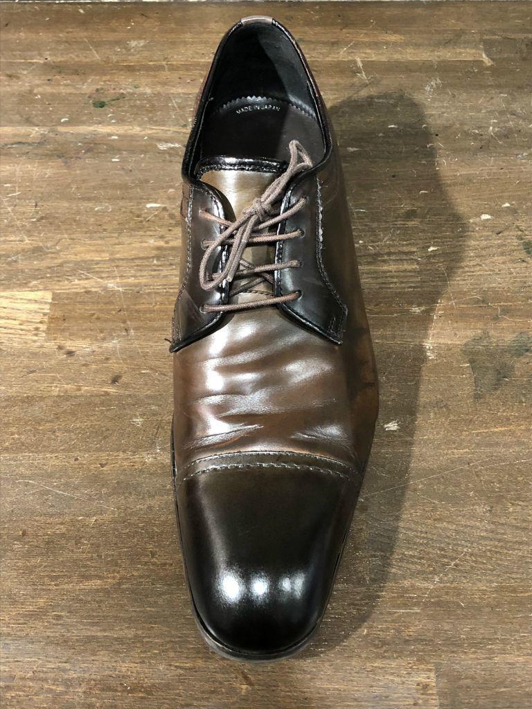 ブログ『ガラス加工の靴の補修~さすがだ!!』_b0365069_18011599.jpg