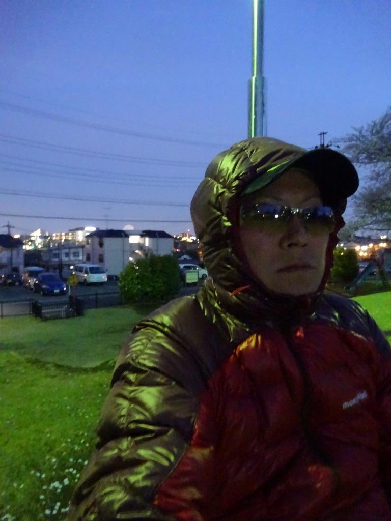 昨日もひとり花見、朝霞浜崎公園は寒かった_d0061678_10373102.jpg