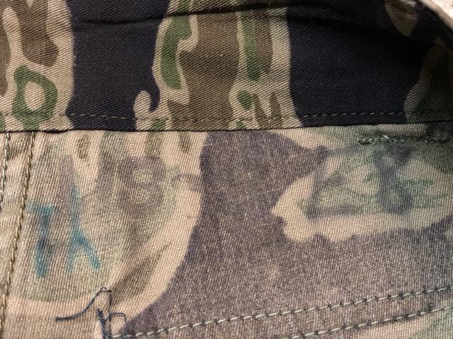 4月17日(水)マグネッツ大阪店ヴィンテージ入荷!#1 U.S.Army編!TigerStripe & JungleFatigueJKT 1stPattern、NOS 4thPattern!!_c0078587_12453315.jpg