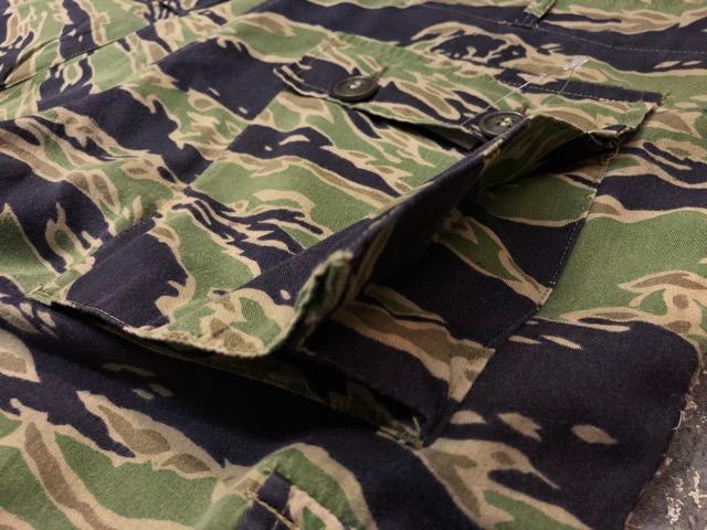4月17日(水)マグネッツ大阪店ヴィンテージ入荷!#1 U.S.Army編!TigerStripe & JungleFatigueJKT 1stPattern、NOS 4thPattern!!_c0078587_12494633.jpg