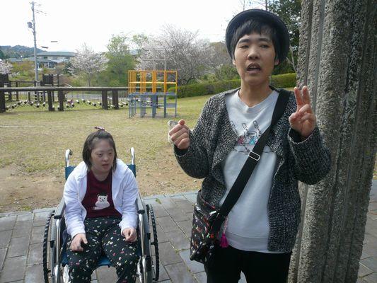 4/12 天啓公園_a0154110_08494170.jpg