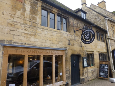 イギリス旅行記4日目【Chipping Campden-Bantam Tea Rooms】_e0237625_12205587.jpg