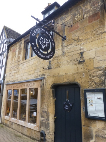 イギリス旅行記4日目【Chipping Campden-Bantam Tea Rooms】_e0237625_12224005.jpg