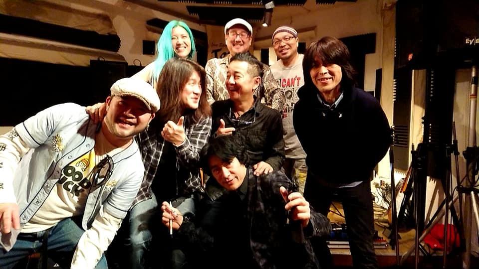 Hajime & ISSY Disco & Soul Night 終了しました_d0353129_22565528.jpg