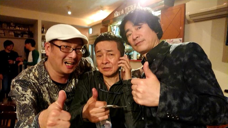 Hajime & ISSY Disco & Soul Night 終了しました_d0353129_22570195.jpg