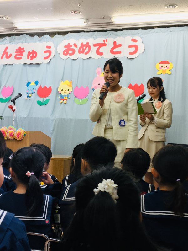 大和田幼稚園の入園式_e0412431_17535688.jpg
