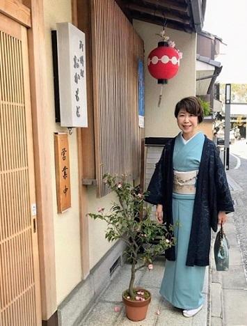 北野をどりのお客様・国宝曜変天目・MIHO MUSEUMへ。_f0181251_17492112.jpg