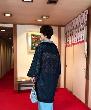 北野をどりのお客様・国宝曜変天目・MIHO MUSEUMへ。_f0181251_17505740.jpg