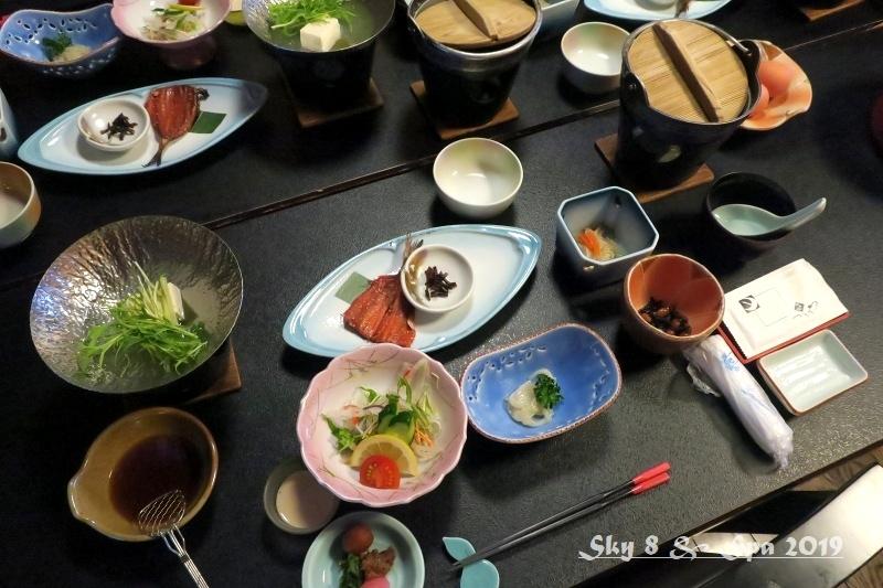 ◆ 車旅で広島へ、その10「湯原温泉 湯の蔵 つるや」へ 朝食編(2019年3月)_d0316868_11325494.jpg