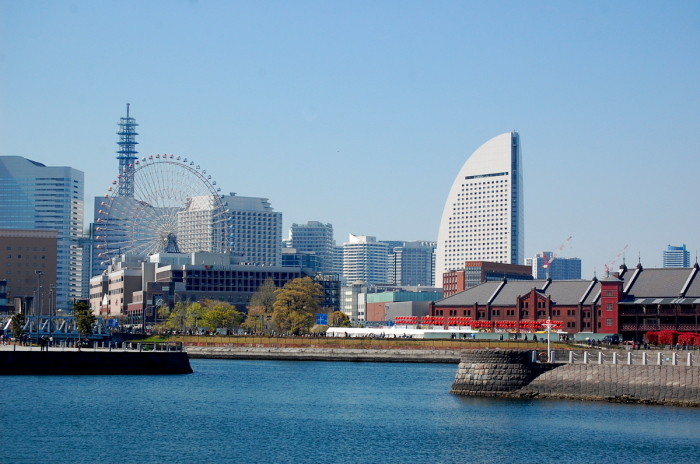 in横浜③ 赤レンガ倉庫_d0172270_14493638.jpg