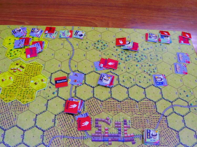 2019.01.27(日)YSGA1月例会(今月3度目の例会)の様子その3...(Draco Ideas)Normandy: The Beginning of the End_b0173672_20273227.jpg