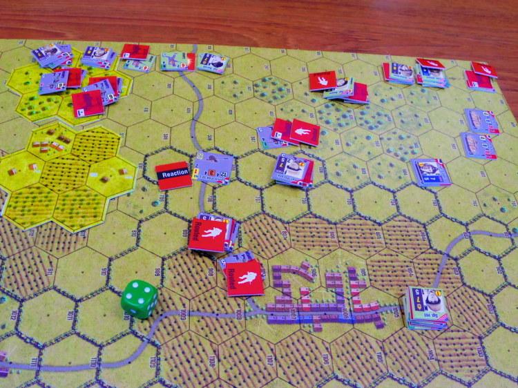 2019.01.27(日)YSGA1月例会(今月3度目の例会)の様子その3...(Draco Ideas)Normandy: The Beginning of the End_b0173672_20273258.jpg