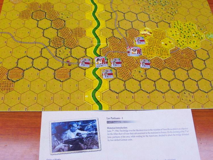 2019.01.27(日)YSGA1月例会(今月3度目の例会)の様子その3...(Draco Ideas)Normandy: The Beginning of the End_b0173672_20273353.jpg