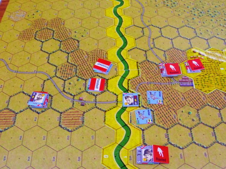 2019.01.27(日)YSGA1月例会(今月3度目の例会)の様子その3...(Draco Ideas)Normandy: The Beginning of the End_b0173672_20273417.jpg