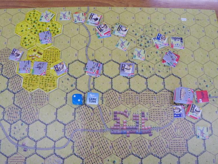 2019.01.27(日)YSGA1月例会(今月3度目の例会)の様子その3...(Draco Ideas)Normandy: The Beginning of the End_b0173672_20273535.jpg