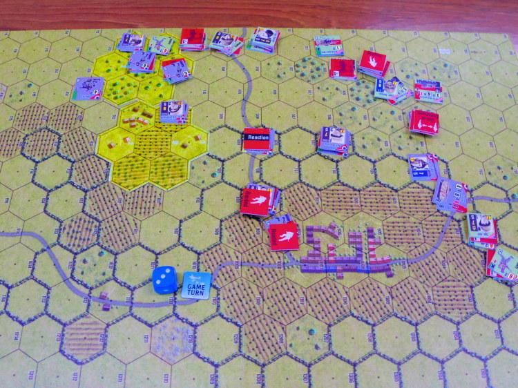 2019.01.27(日)YSGA1月例会(今月3度目の例会)の様子その3...(Draco Ideas)Normandy: The Beginning of the End_b0173672_20273585.jpg