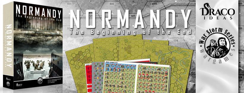 2019.01.27(日)YSGA1月例会(今月3度目の例会)の様子その3...(Draco Ideas)Normandy: The Beginning of the End_b0173672_20321053.jpg