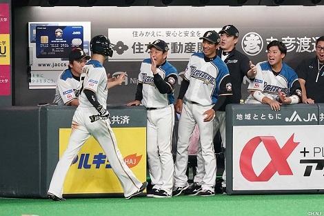 日本ハム3連勝、日本勢3種目でV_d0183174_09495075.jpeg