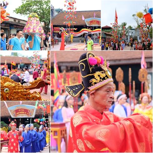 すげ笠を作る村Lang Chuongと鳥籠を作る村Thanh Oai_f0204175_1655587.jpg