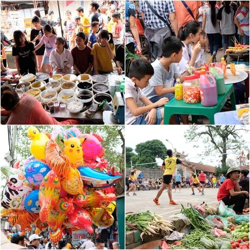 すげ笠を作る村Lang Chuongと鳥籠を作る村Thanh Oai_f0204175_1656163.jpg