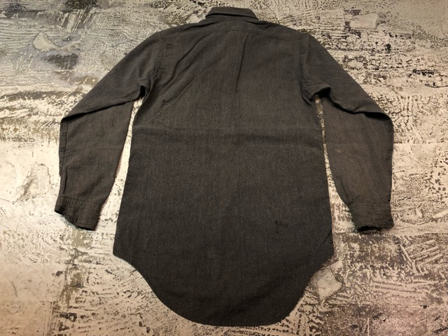 Chambray Shirt at U.S.Navy&Wrok!!(マグネッツ大阪アメ村店)_c0078587_1441188.jpg
