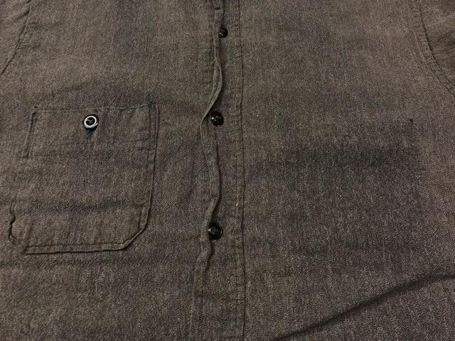 Chambray Shirt at U.S.Navy&Wrok!!(マグネッツ大阪アメ村店)_c0078587_14423472.jpg