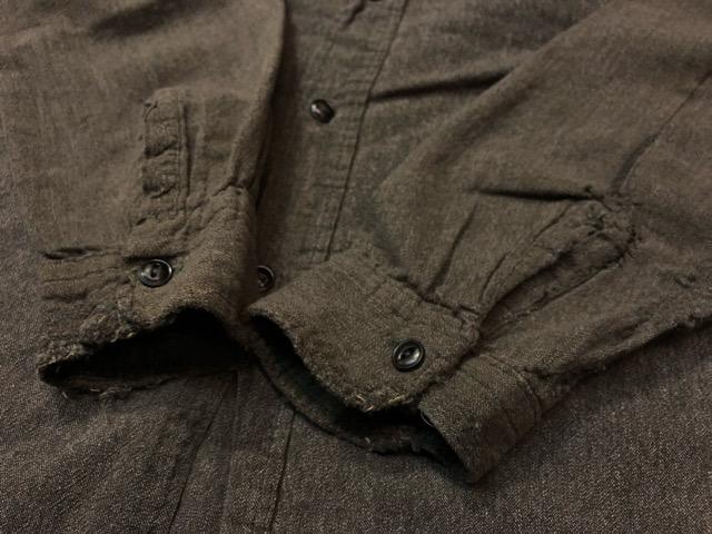 Chambray Shirt at U.S.Navy&Wrok!!(マグネッツ大阪アメ村店)_c0078587_14425655.jpg