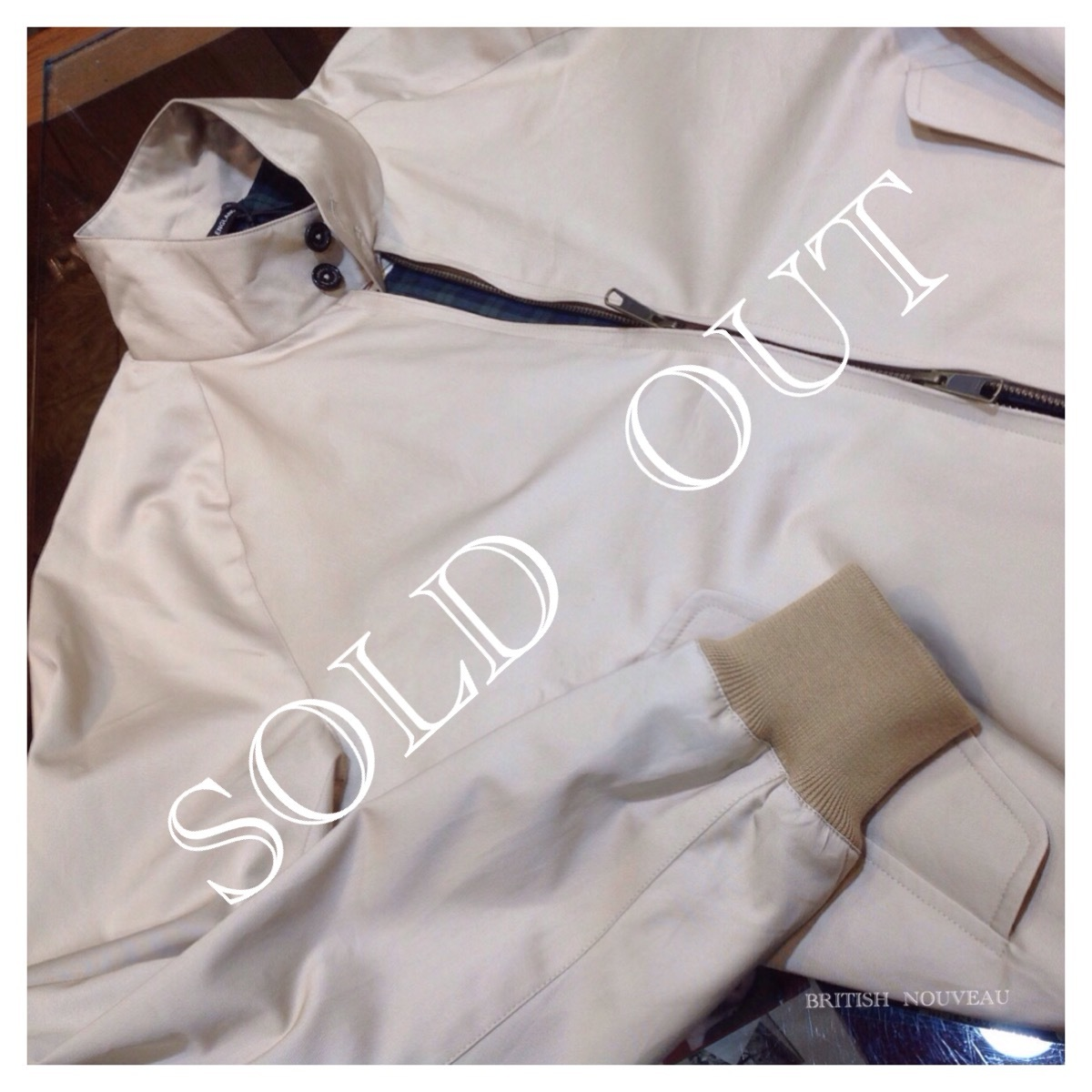SOLD  OUT  してました m(_ _)m_f0039487_11092509.jpg