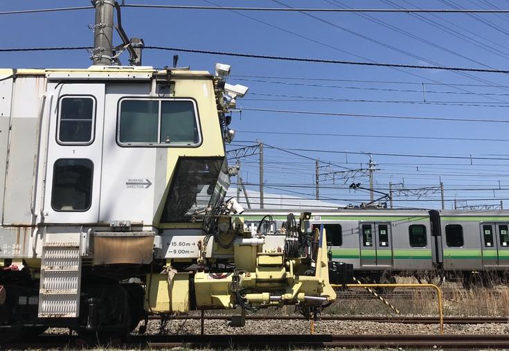 働く車両が気になる ♪(JR横浜線 橋本駅)_c0212604_16425192.jpg