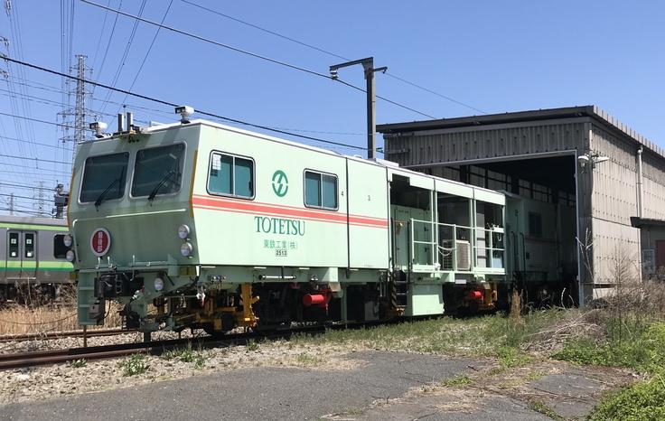 働く車両が気になる ♪(JR横浜線 橋本駅)_c0212604_16432519.jpg